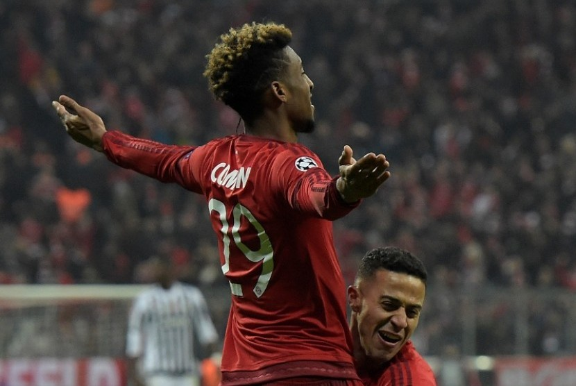 Bayern Munich Permanenkan Status Coman