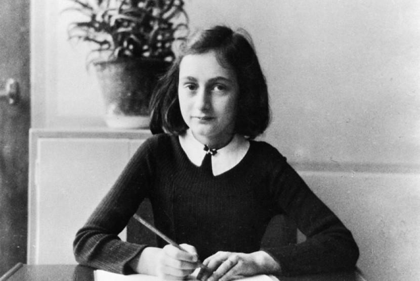 Kisah Anne Frank akan difilmkan dengan judul Anne