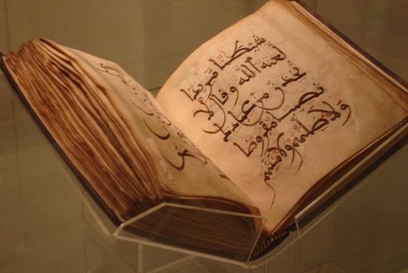 Kitab (ilustrasi).