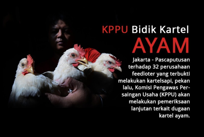KKPU Bidik Kartel Ayam