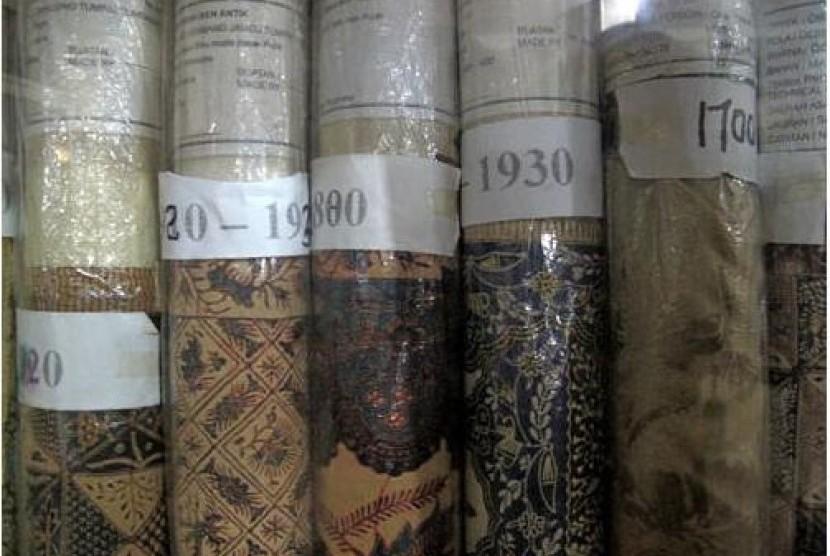 Koleksi Batik Museum Batik Yogyakarta