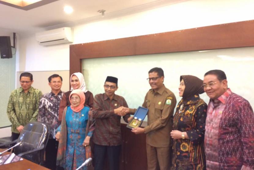 Komite II DPD RI tinjau harga bahan pokok di Aceh