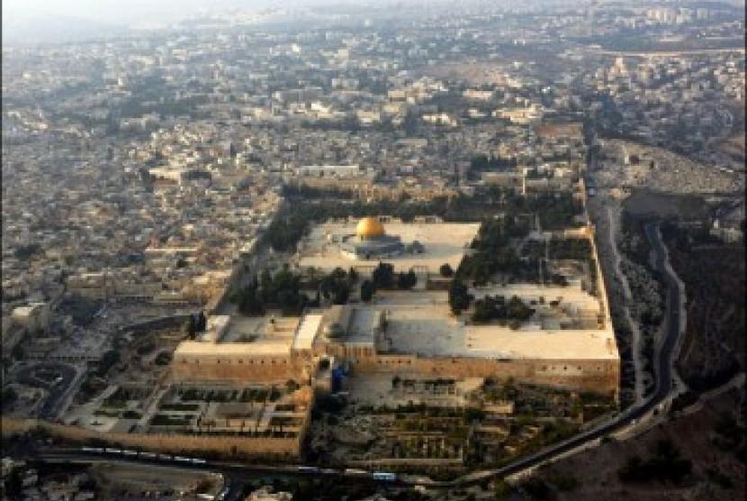 Negara Muslim Diimbau tak Lupakan Yerussalem