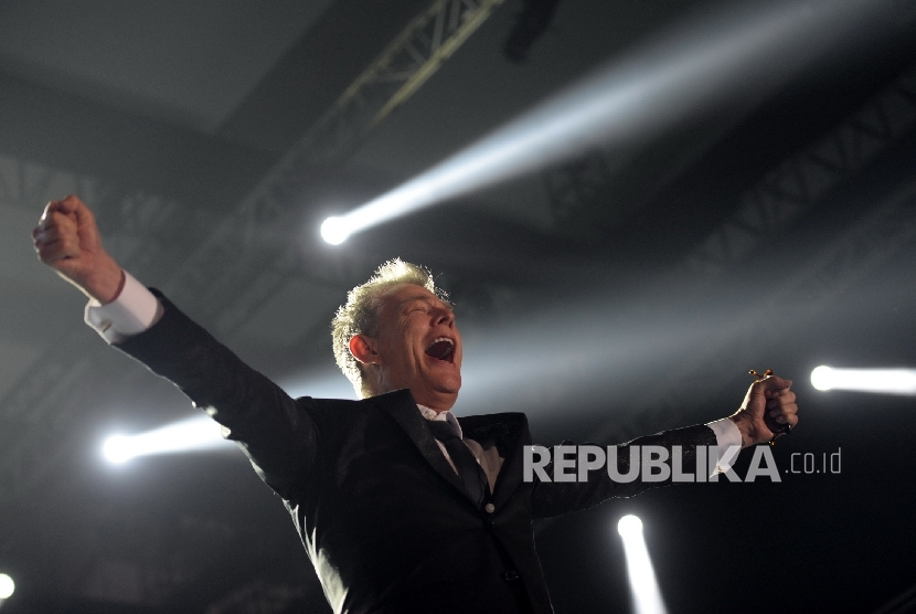 David Foster Konser di Yogyakarta April