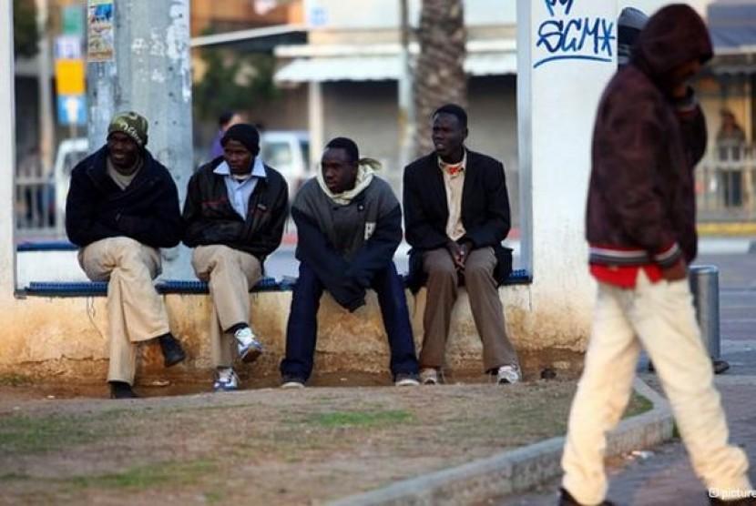 Komunitas imigran Afrika di Israel