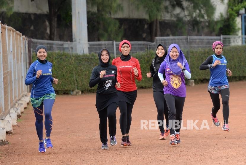 Lombok Siap Gelar Hijab Run pada Akhir Tahun