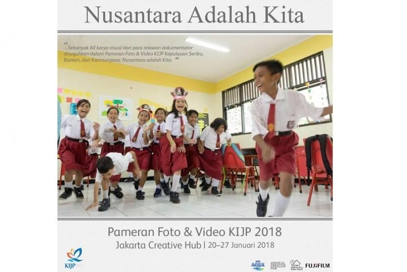 Komunitas Inspirasi Jelajah Pulau (KIJP) menggelar pameran foto