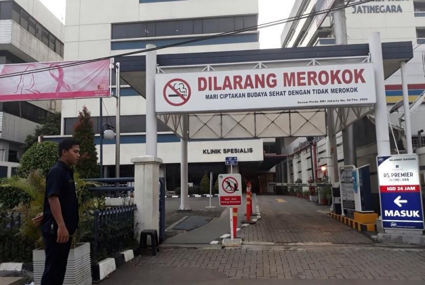 Setya Novanto Gunakan Beberapa Ruang Perawatan di RS Premier