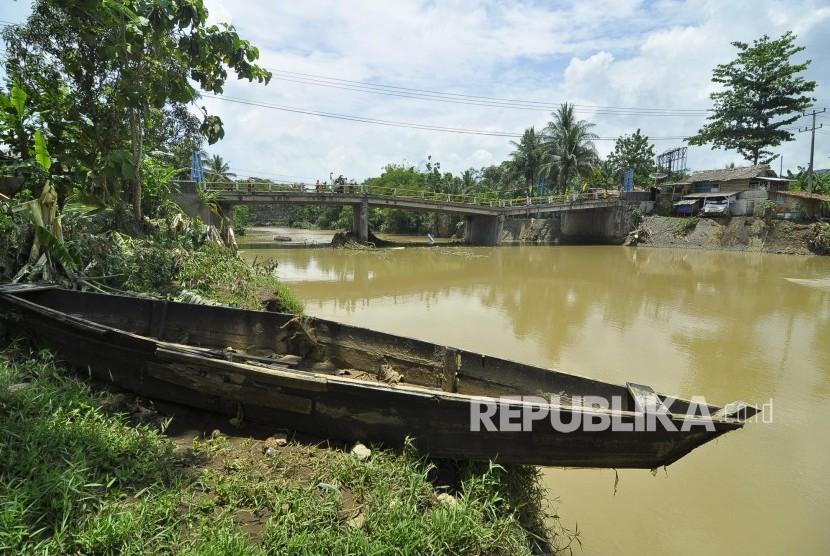 Pemerintah Janjikan Jembatan Darurat Pangandaran Selesai dalam Dua Pekan