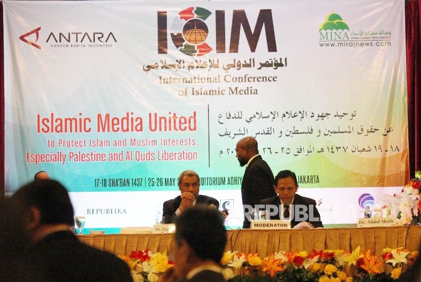 Media Islam Harus Mampu Selesaikan Krisis
