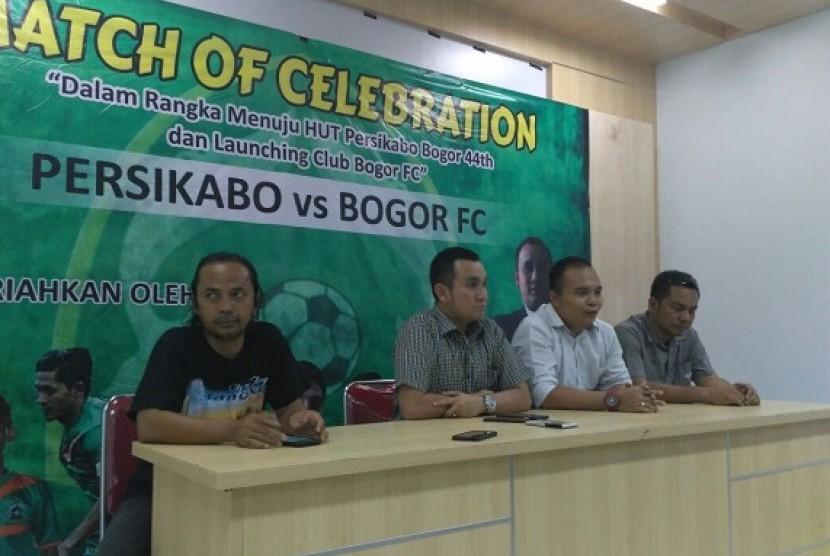 Kabupaten Bogor Bentuk Klub Bogor FC