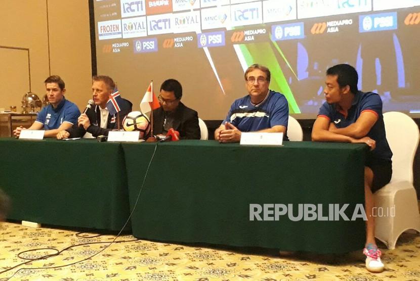 Tim Islandia Sanjung Kesopanan Orang Indonesia