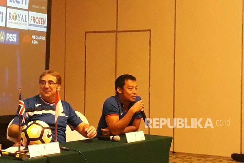 Hamka Minta Publik tak Fokus Hasil Indonesia Vs Islandia