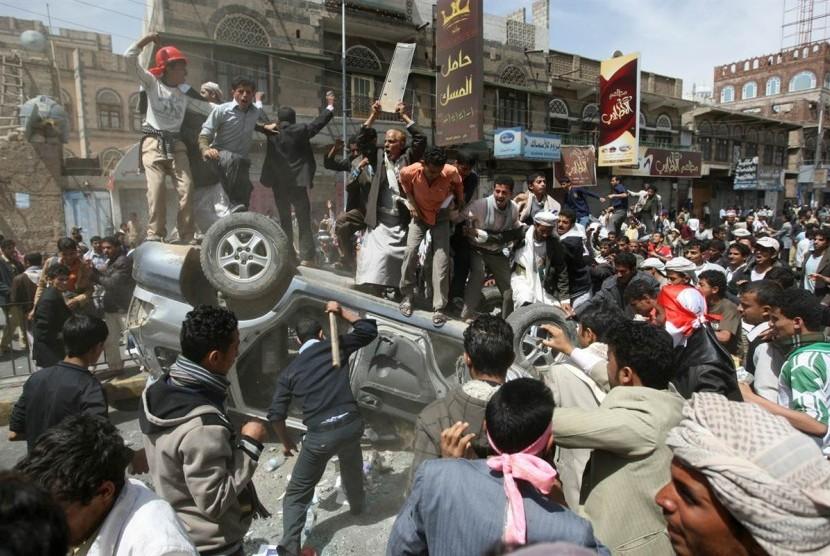 32 Orang Tewas Diduga Terserang Difteri di Yaman
