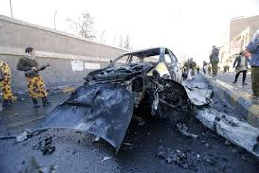 Konflik di Yaman, menyebabkan keamanan menjadi barang mahal.