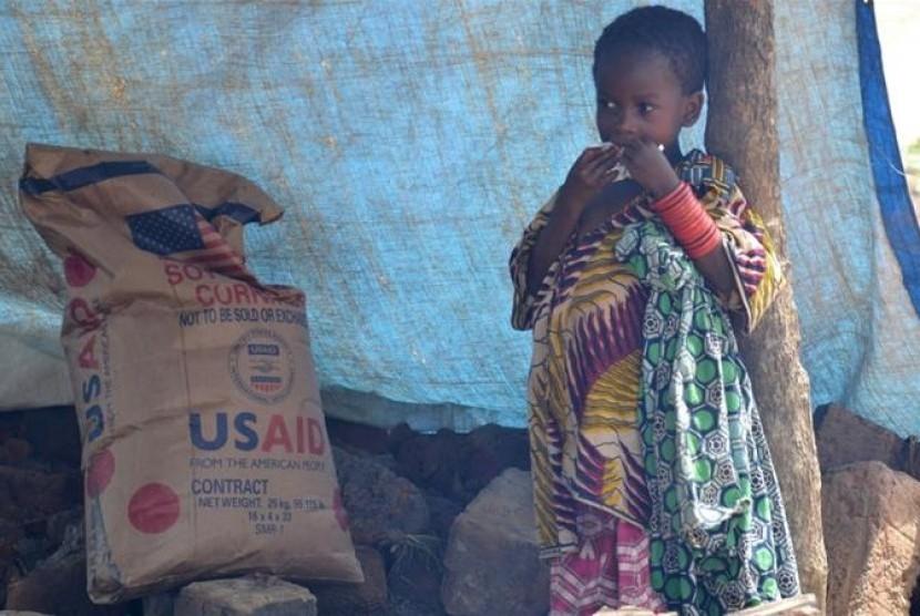 Kongo terancam bencana kelaparan