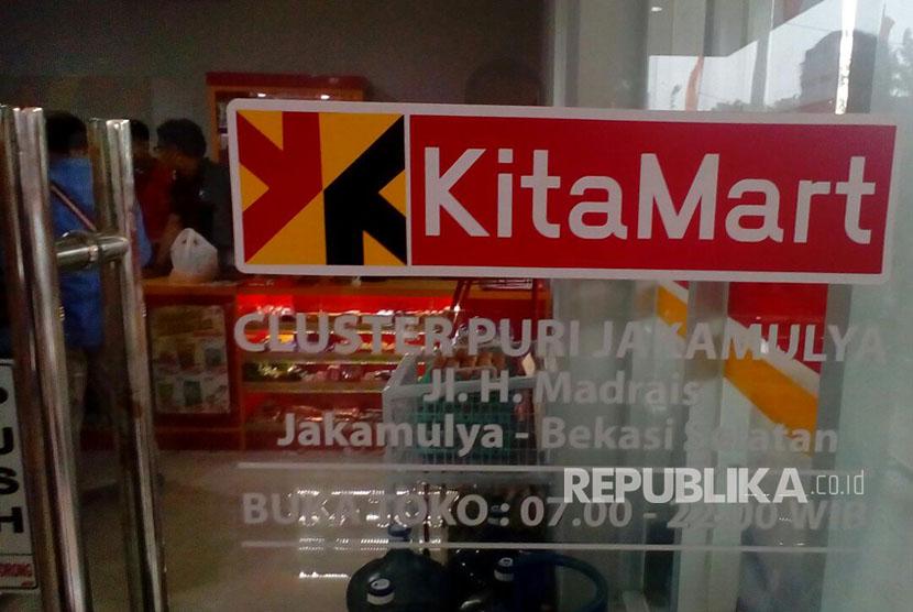 Koperasi Syariah 212 meluncurkan minimarket bernama 'Kita Mart' di daerah Jati Asih, Bekasi, Jawa Barat. (ilustrasi)