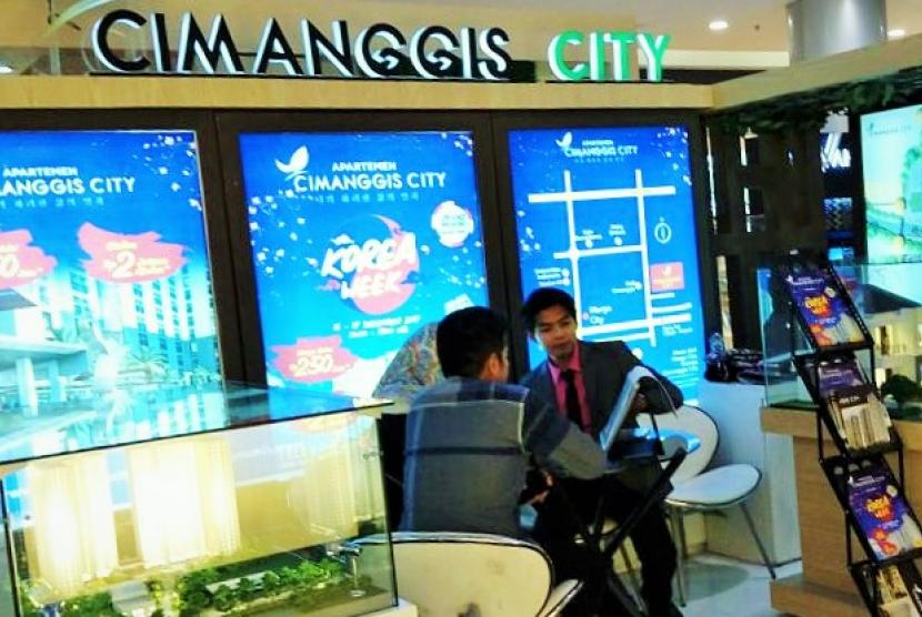 Cimanggis City Kejar Target Akhir Tahun