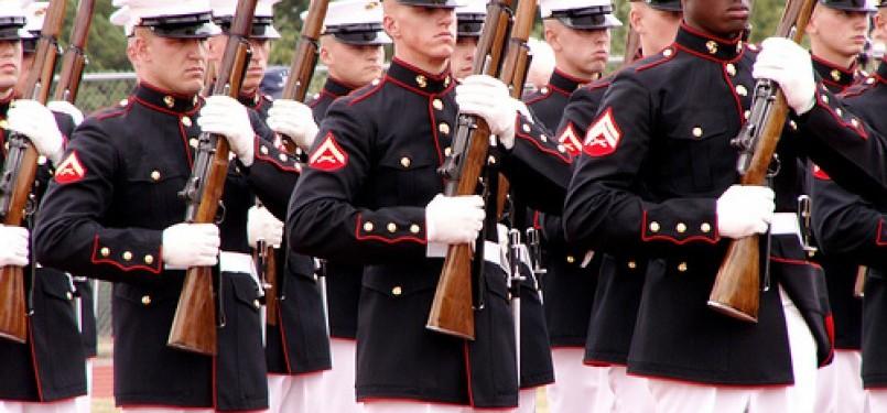 Korps Marinir AS