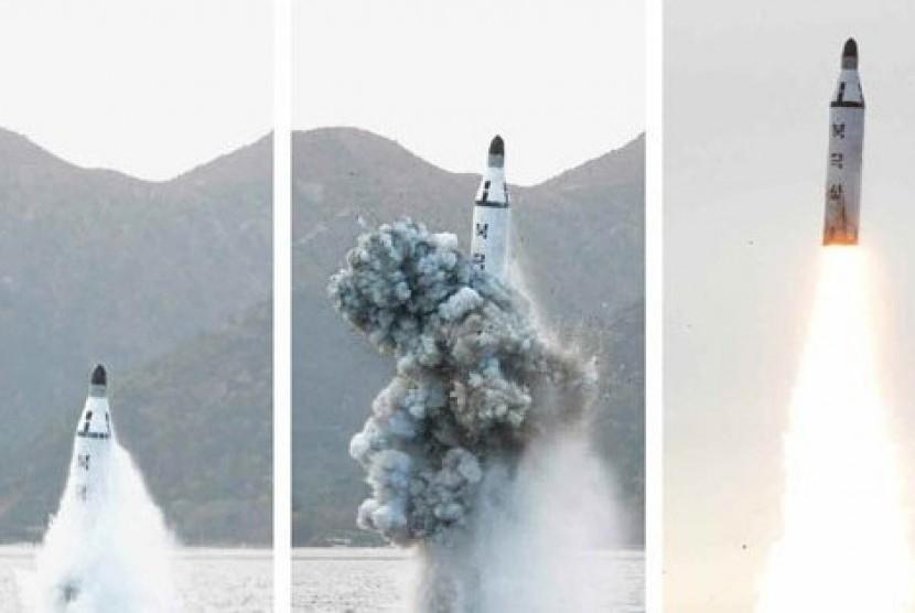 Jepang Minta Dunia Terus Tekan Korut