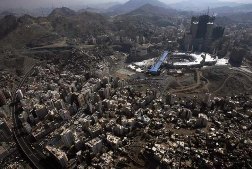 Kota Suci Makkah, Arab Saudi.