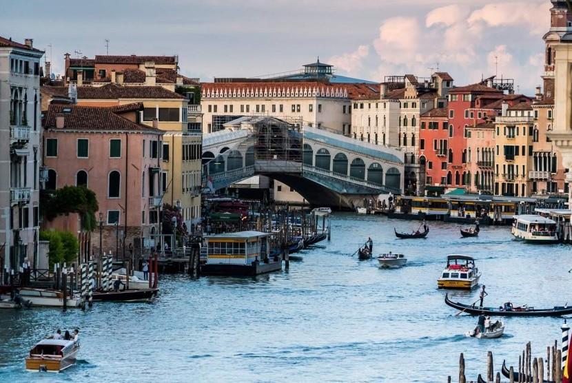 Pengaruh Dunia Islam terhadap Arsitektur Venesia