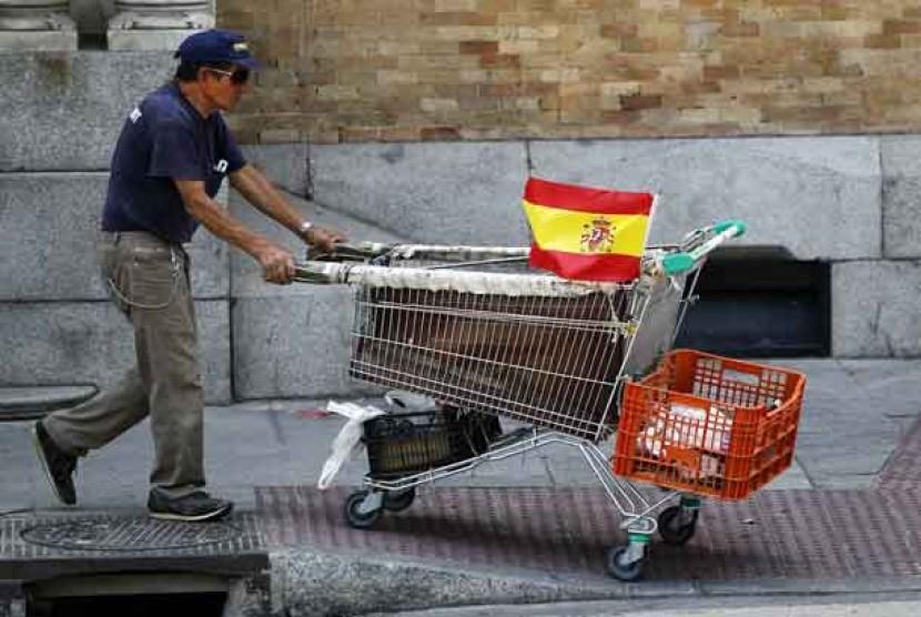 Krisis ekonomi di Spanyol