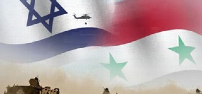 krisis Israel-Suriah