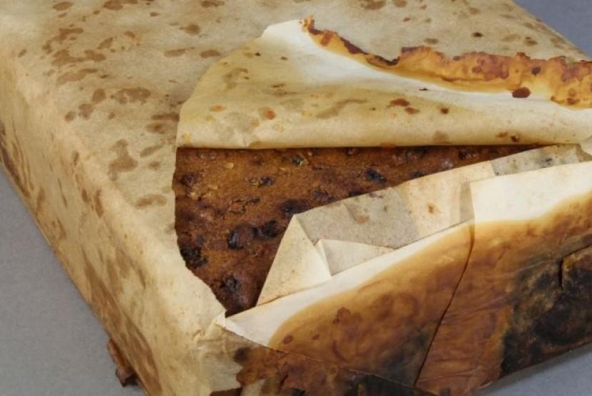 Kue kering berusia ratusan tahun dari penjelajahan Antartika.