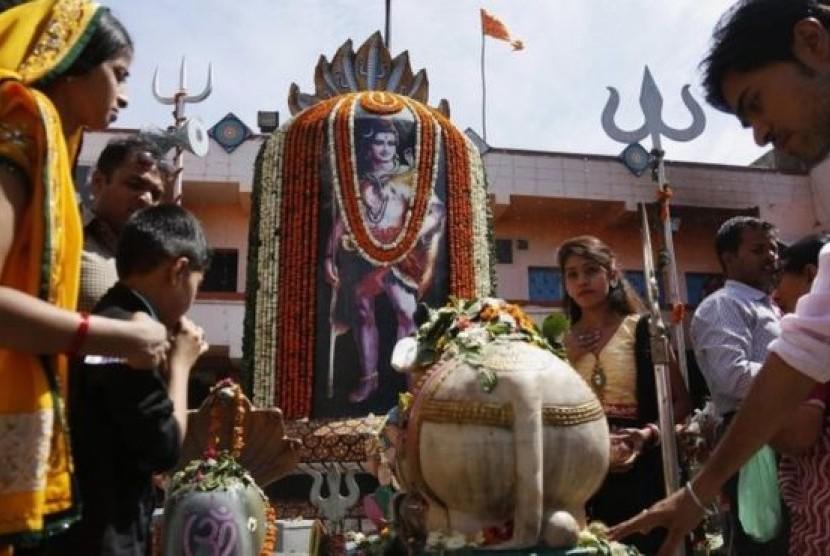 Kuil di India