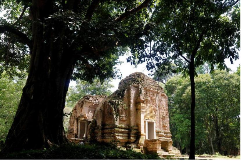 Kuil Sambor Prei Kuk