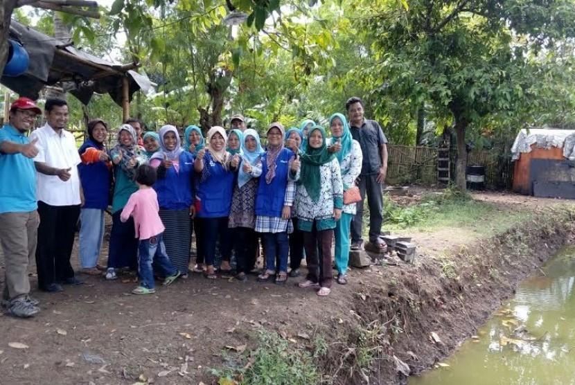 Kelompok Binaan PKPU Yakin Bebaskan Malnutrisi di Desa Pangkalan