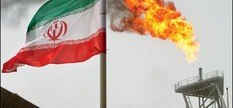 Ladang minyak Iran