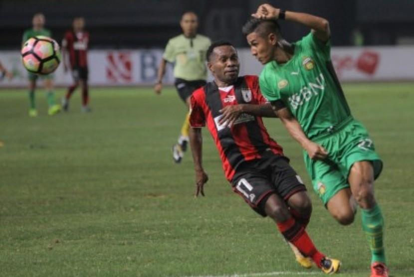 Persipura Tolak Jatah Liga Champions Asia 2018