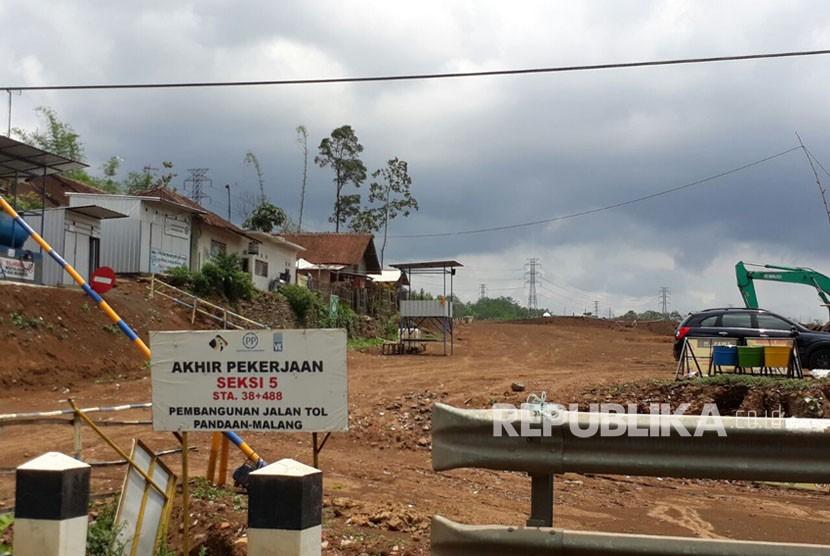 PTPP Kejar Target Proyek Jalan Tol Pandaan-Malang