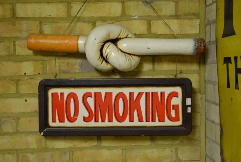 Larangan merokok