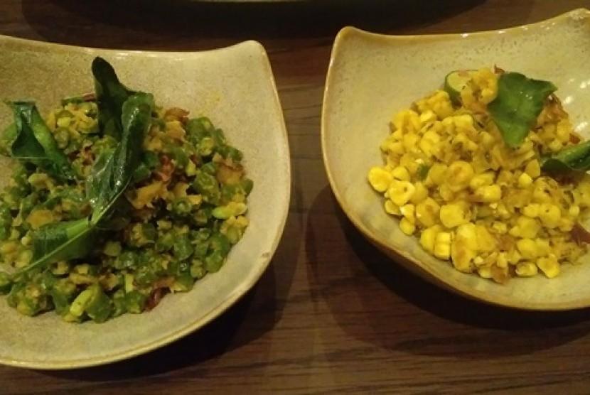 Nikmatnya Sayur Lawar, Makanan Langka Khas Bali