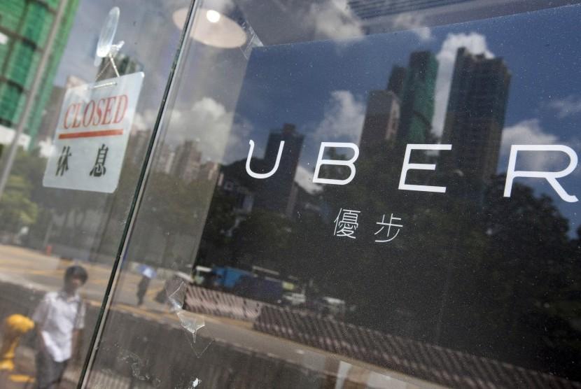 Layanan transportasi berbasis aplikasi Uber tersedia di seluruh dunia, termasuk di Indonesia.