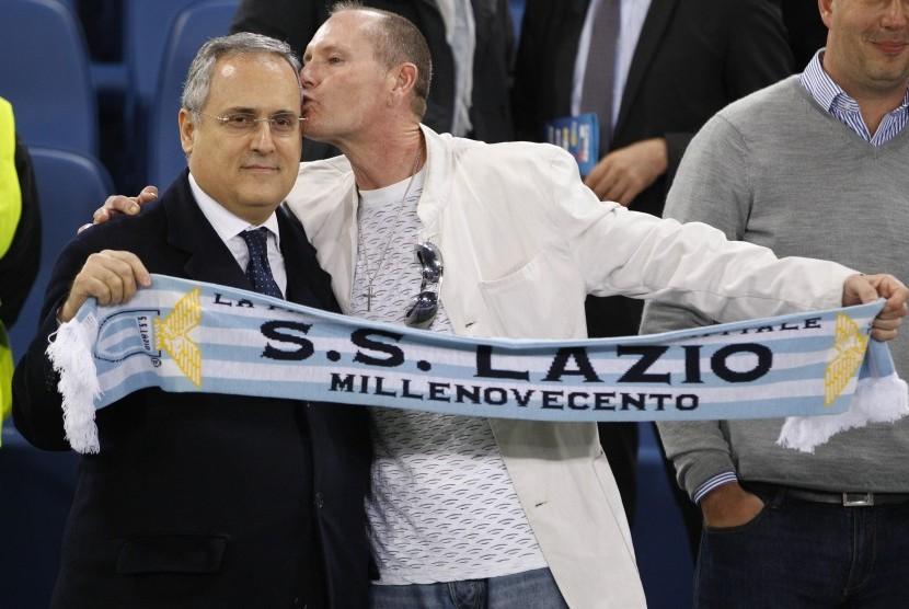 Claudio Lotito Calon Kuat Presiden FIGC