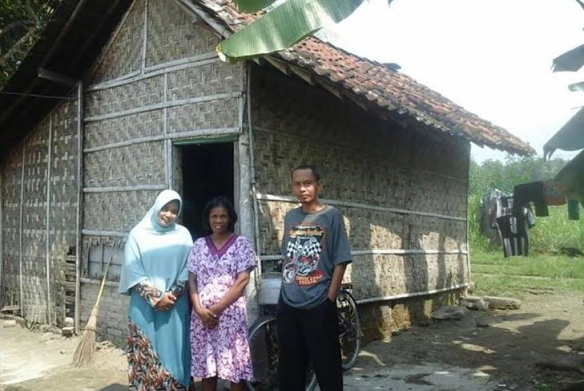 Alhamdulillah, Rumah Ibu Ini akan Dibedah oleh Lazismu