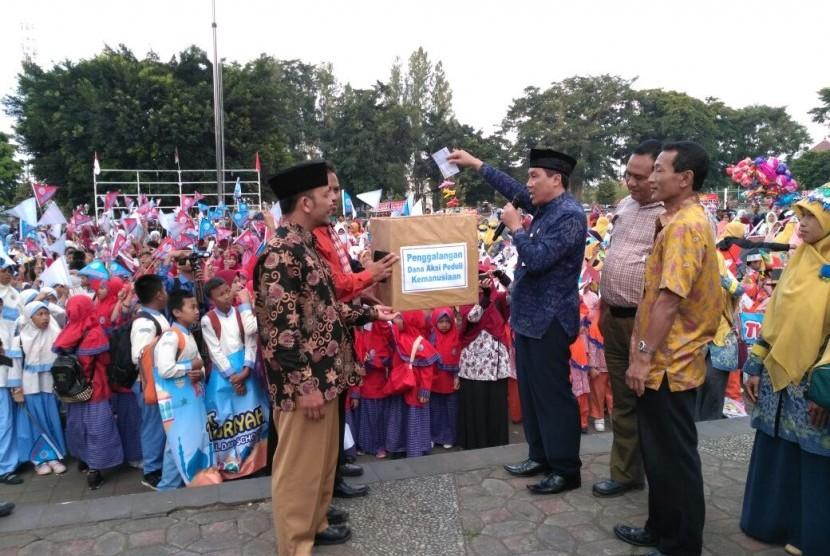 Lazismu dan IGABA Galang Dana untuk Rohingya