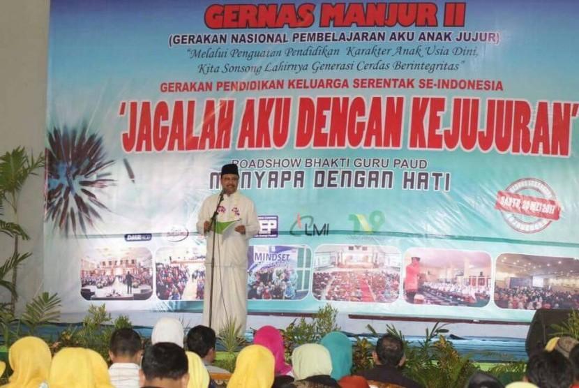 MEP Gandeng Laznas LMI Gelar Road Show Bhakti Guru Paud