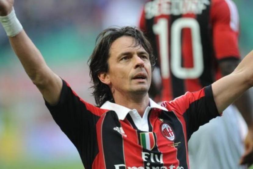 Legenda AC Milan, Filippo Inzaghi