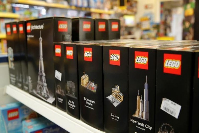 Lego dan Tencent Kembangkan Game Online