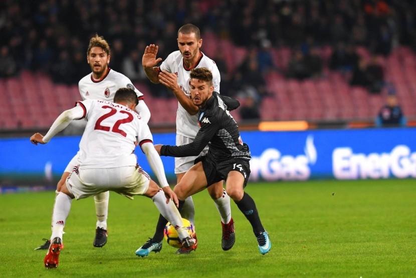 Milan Kalah Lagi, Bonucci: Kami Terlalu Takut