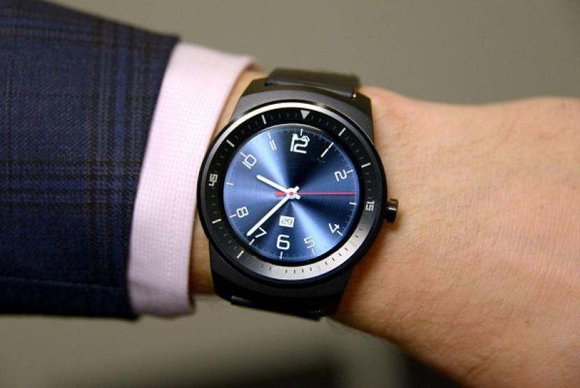 LG akan meluncurkan arloji pintar tahun depan.