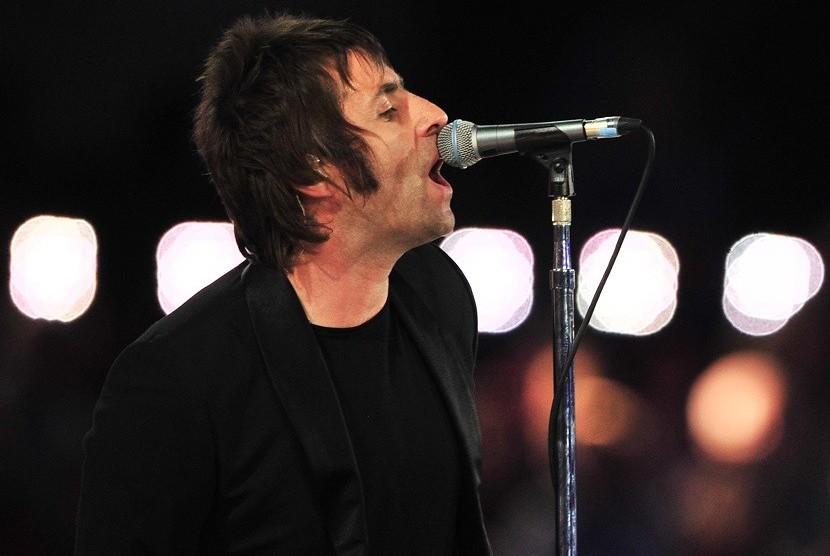 'Rock n Roll Star' Buka Konser Liam Gallagher di Jakarta