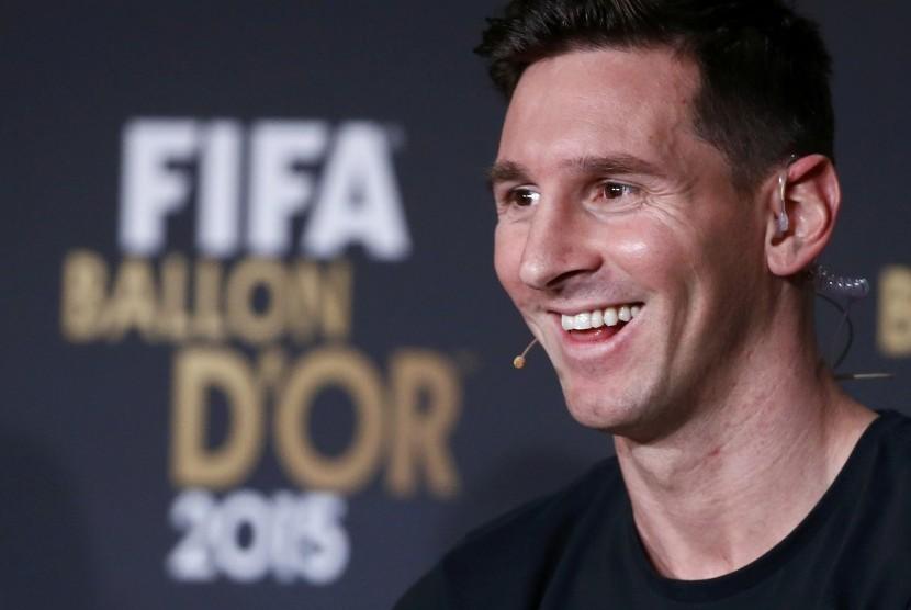 Messi Umumkan Pensiun, Ini Komentar Kiper Argentina