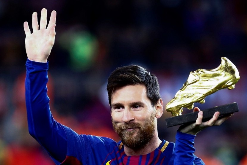 Daftar Top Skorer La Liga, Messi Masih Paling Tajam