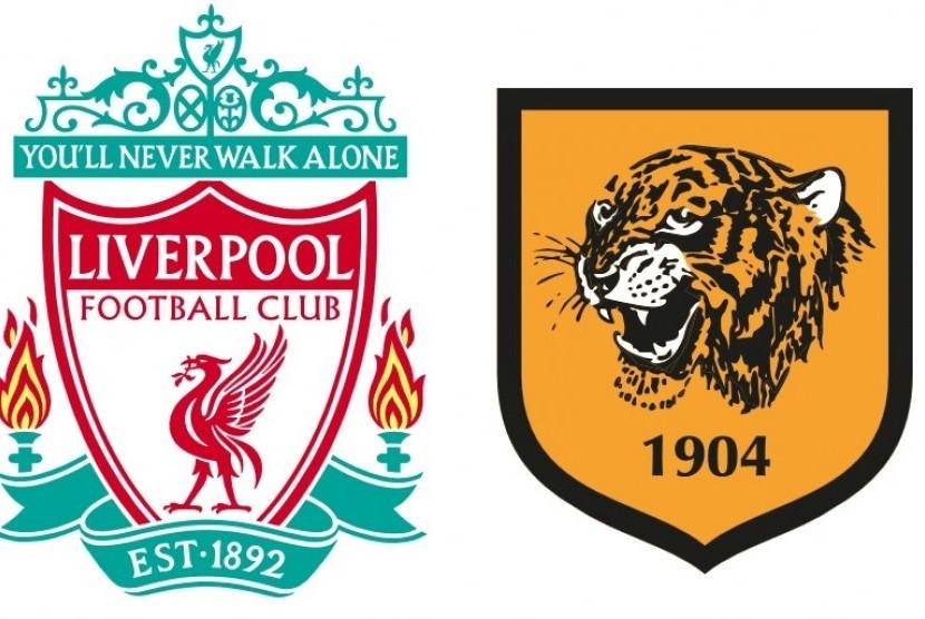 Ini Susunan Pemain Liverpool Vs Hull City